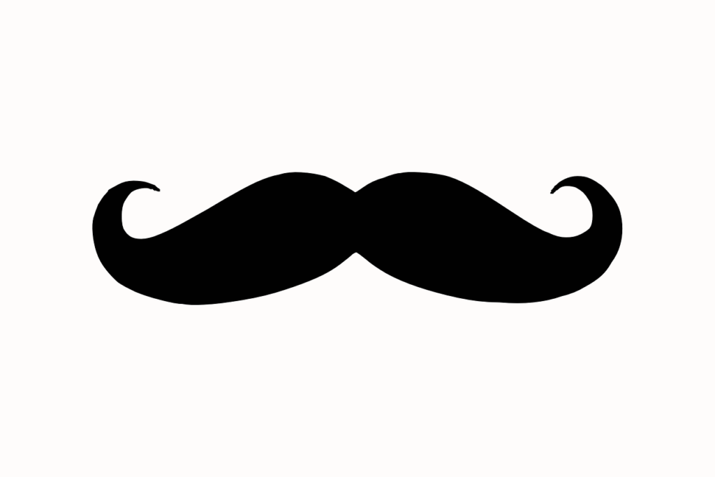 can beard oil be used on mustache