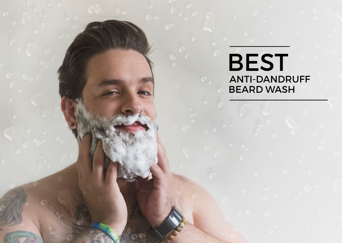 Best Anti-Dandruff Beard Wash
