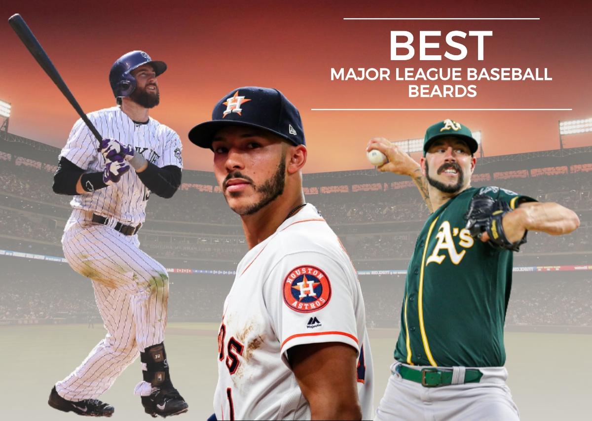 Best Major League Baseball Beards