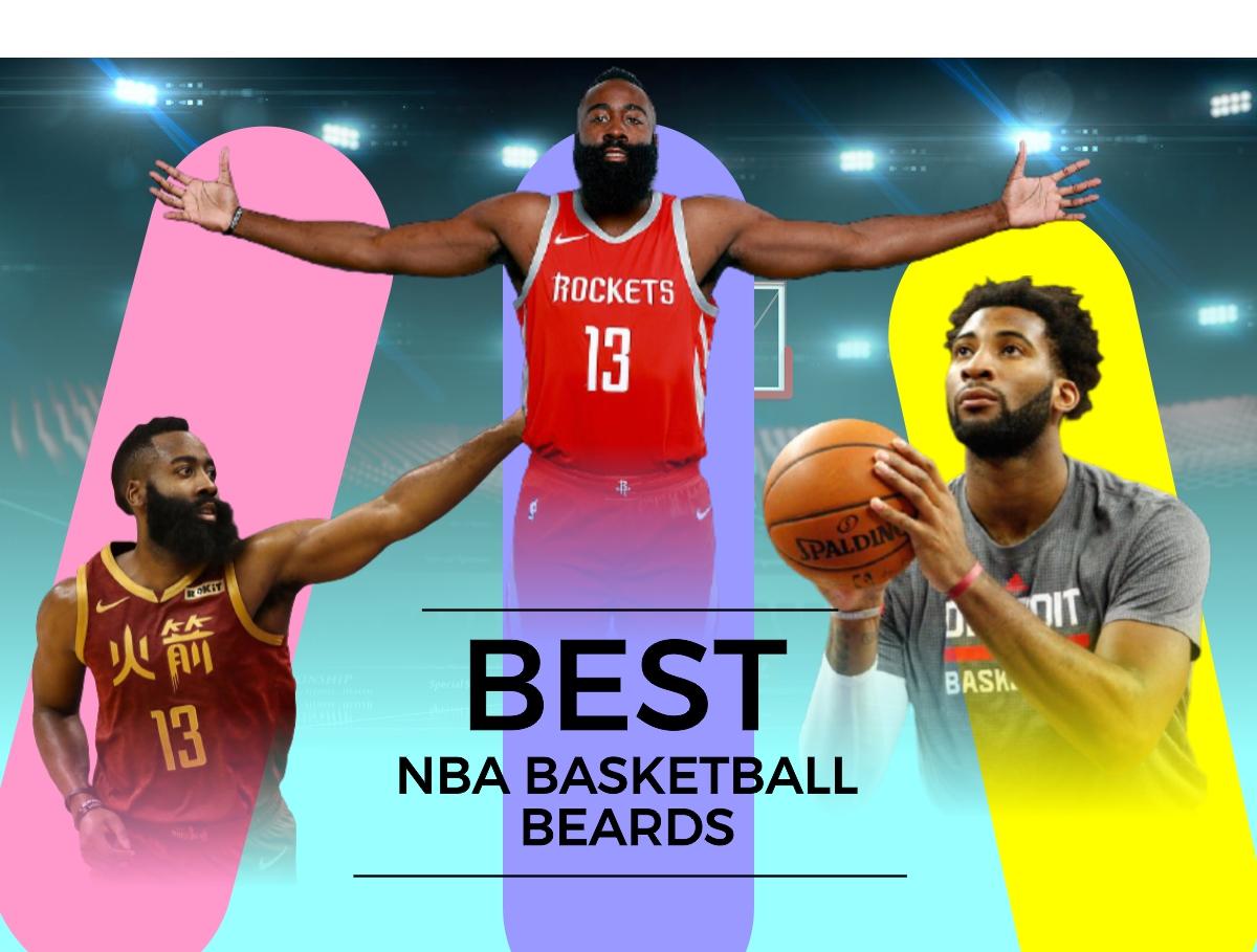 Best NBA Basketball Beards