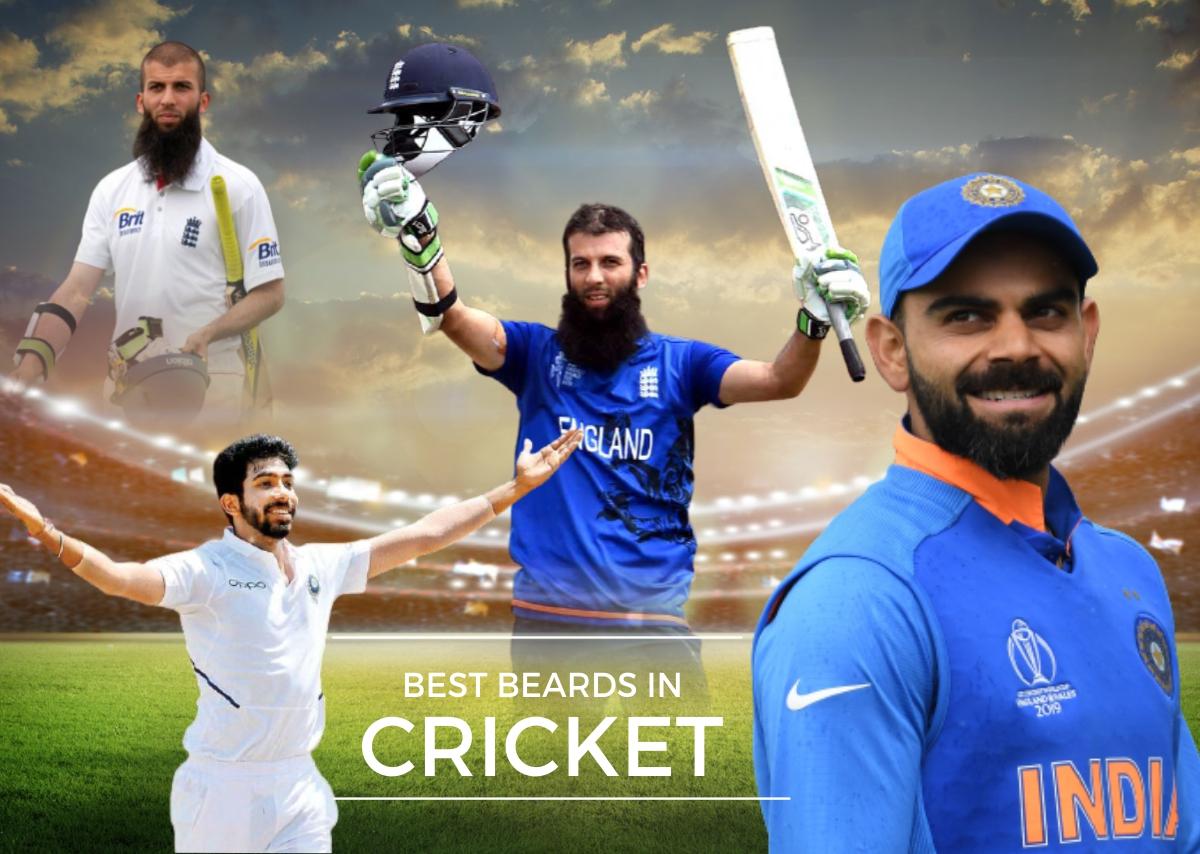 Best Beards in Cricket