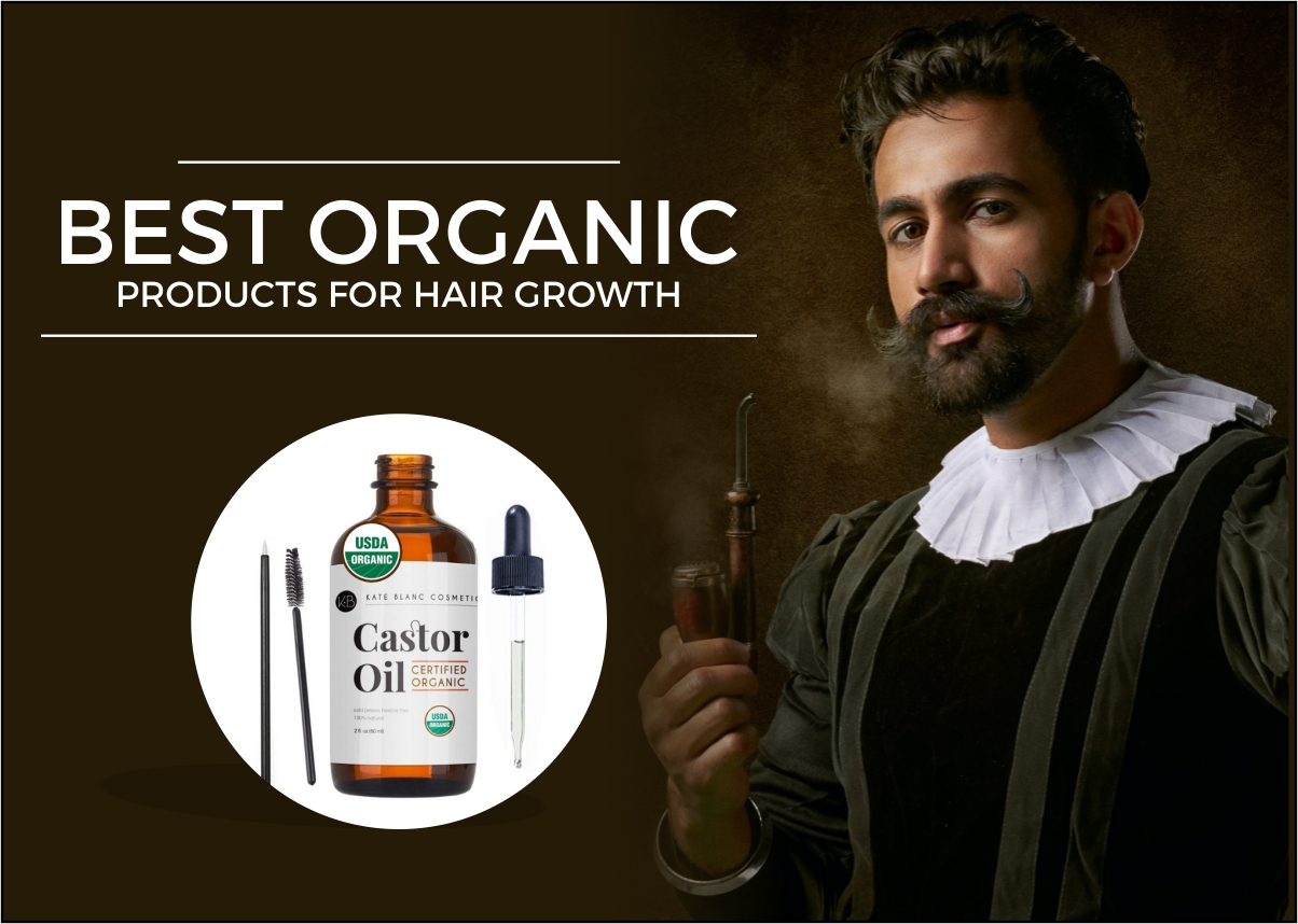 Best Organic Products for Hair Growth