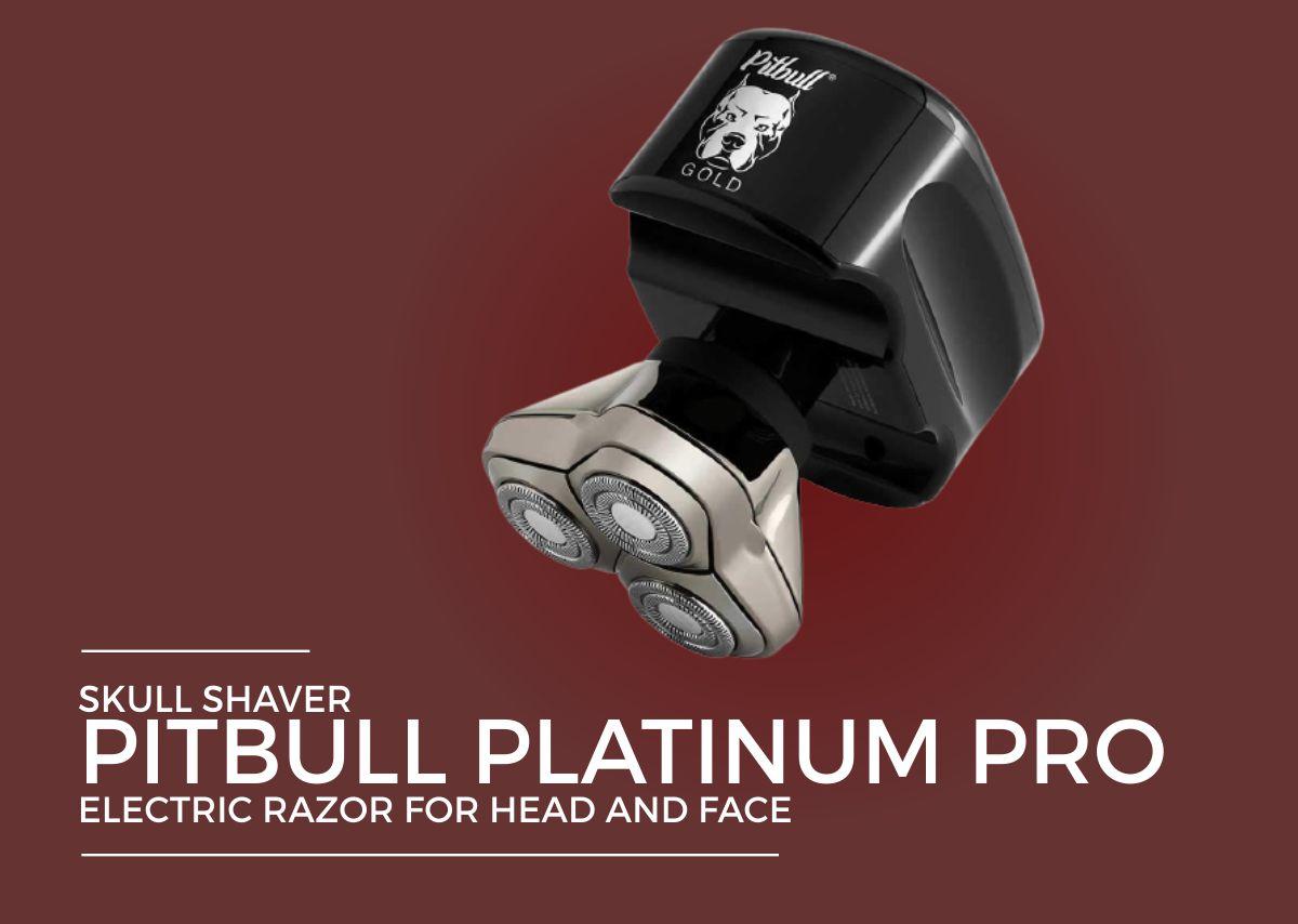 pitbull platinum pro electric razor