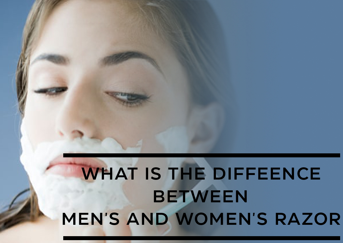 What is the difference between Mens and Womens Razor